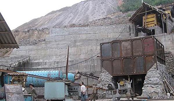 Khó thu thuế khoáng sản