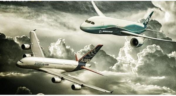 Airbus, Boeing và cuộc chiến với... máy bay cũ