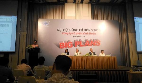 ĐHĐCĐ Vĩnh Hoàn: Tổng giám đốc Trương Thị Lệ Khanh rời ghế nóng sau 19 năm cương vị