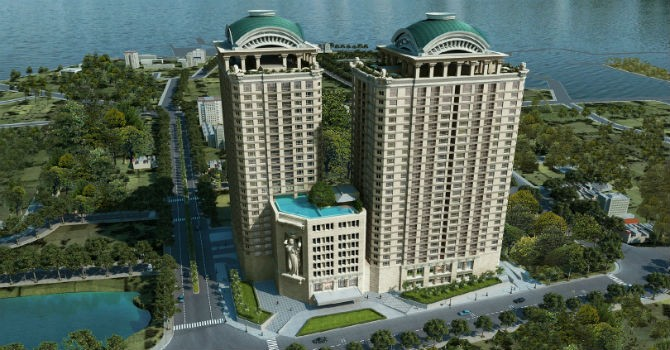 Quy hoạch bán đảo Quảng An - tiềm năng cho thị trường bất động sản