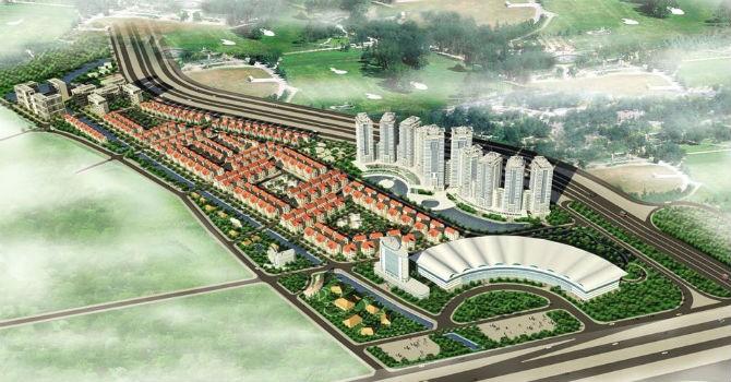 Hà Nội điều chỉnh quy hoạch khu đô thị mới Quốc Oai