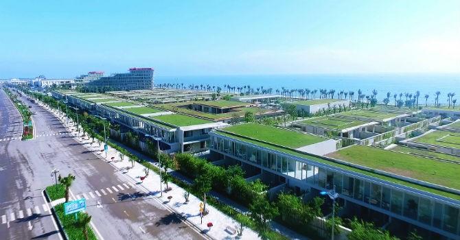 FLC Group sẽ xây bệnh viện nghỉ dưỡng và trường học quốc tế tại Sầm Sơn