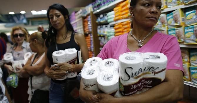 Khủng hoảng kinh tế, Venezuela bán vàng dự trữ