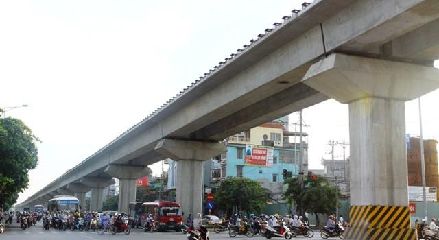 Trung Quốc chưa duyệt khoản đội vốn 250 triệu dự án đường sắt Cát Linh - Hà Đông