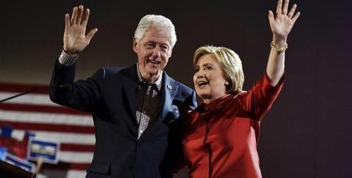 Hillary Clinton sắp ghế gì cho chồng nếu trở thành Tổng thống Mỹ