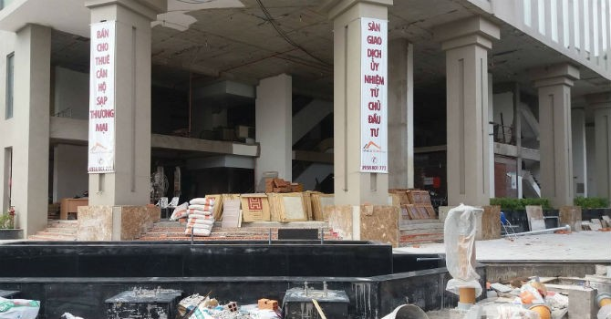 Địa ốc 24h: Chủ đầu tư xây dựng sai phép, cư dân bị ép phải di dời