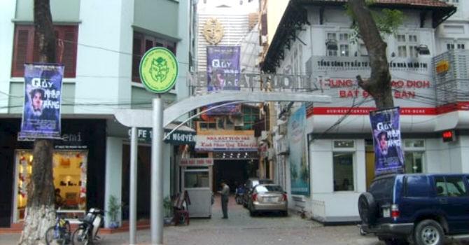 Xây mới Nhà hát Tuổi trẻ to gấp 5 lần tại đô thị mới Tây Nam Hà Nội