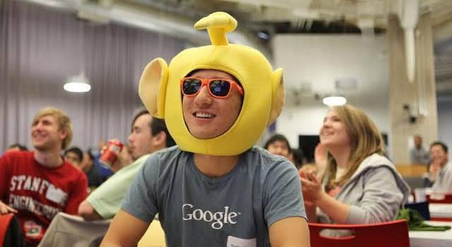 Chinh phục vị trí thực tập sinh tại Google