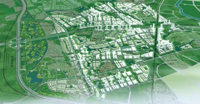 Hà Nội điều chỉnh cục bộ quy hoạch phân khu đô thị S3