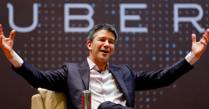 Trong số 12 nhân viên đầu tiên của Uber, 3 người đã thành tỷ phú