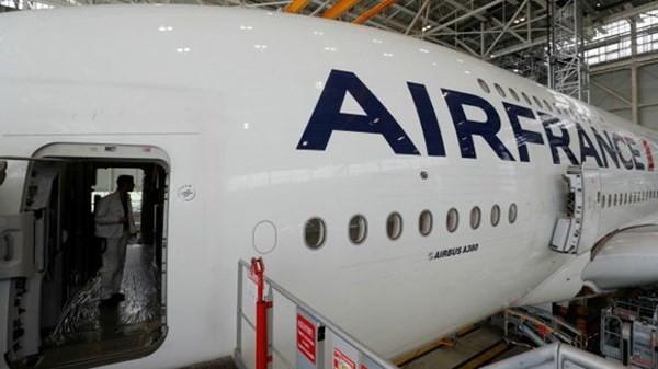 Hơn 130 hành khách của Việt Nam bị ảnh hưởng do phi công Pháp đình công