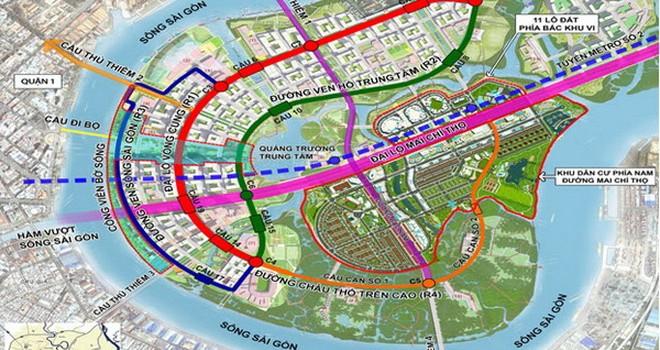 Cơn sốt bất động sản quay lại, doanh nghiệp Sài Gòn đua nhau làm dự án đổi lấy đất