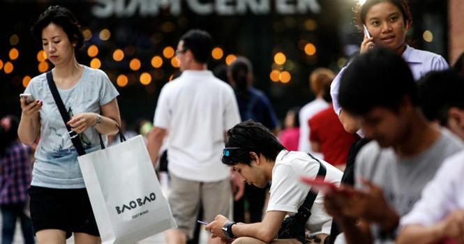 Bùng nổ thương mại di động ở ASEAN