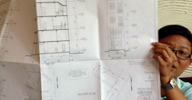 TP.HCM dự kiến bãi bỏ thủ tục thẩm định bản vẽ hiện trạng nhà đất