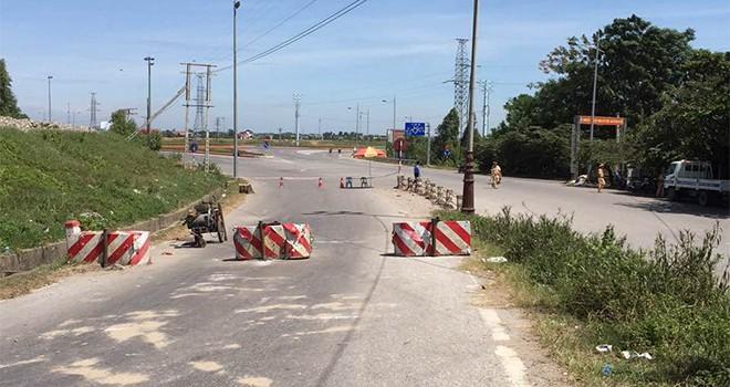 Ụ cầu Việt Trì tái xuất: Tổng cục Đường bộ nói gì?