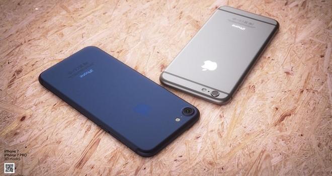 Nhiễu loạn thông tin về iPhone 7