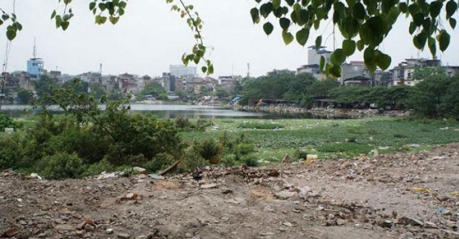 Hà Nội: Giá đất quận Đống Đa từ 31-50 triệu đồng/m2