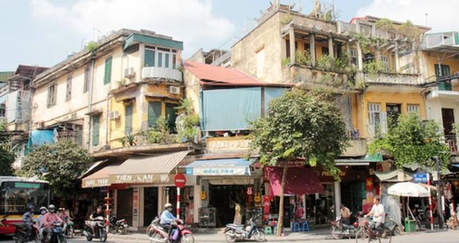 """Nhà tập thể cũ tại Hà Nội: Khi diện tích sổ đỏ """"vênh"""" với thực tế"""