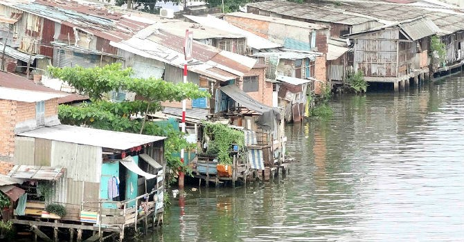 TP.HCM di dời gấp 5.300 căn nhà ven kênh Đôi sau chỉ đạo của Bí thư Thăng