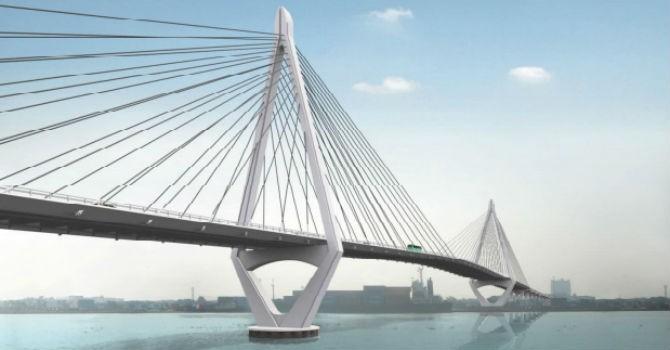 Hải Phòng đề xuất đầu tư hơn 6.100 tỷ đồng xây cầu Nguyễn Trãi vượt sông Cấm