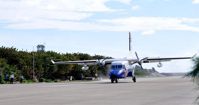 Ngày 30/6, tổ chức truy điệu 9 thành viên tổ bay CASA-212