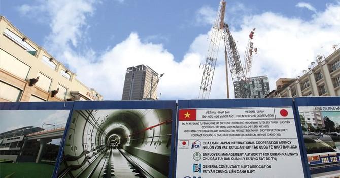 Quốc hội sẽ quyết về vốn metro Bến Thành - Tham Lương