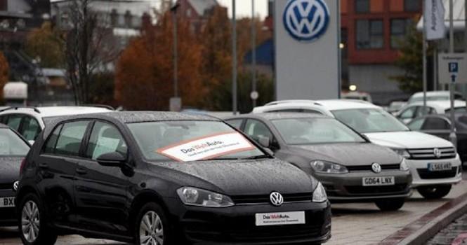 Volkswagen chi gần 15 tỷ USD dàn xếp gian lận khí thải