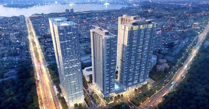 """Dự án """"vàng"""" nào đang khuấy động bất động sản Hà Nội?"""