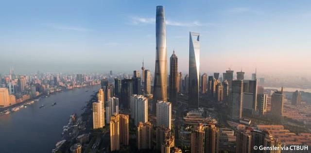 4 tòa nhà được vinh danh đẹp nhất thế giới
