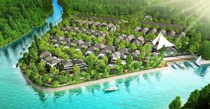 Jamona Home Resort - Biệt thự nghỉ dưỡng trong lòng thành phố