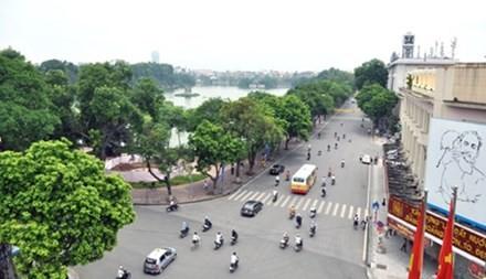 Chỉnh trang quanh hồ Hoàn Kiếm: Sẽ hỏi ý kiến từng người dân