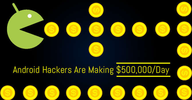 Nhóm hacker kiếm hơn nửa triệu USD mỗi ngày