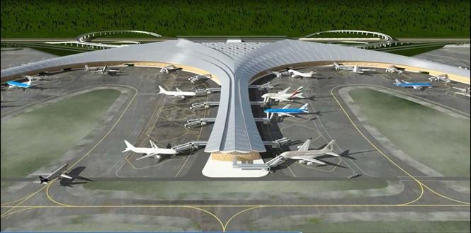 Năm 2021 mới khởi công sân bay Long Thành