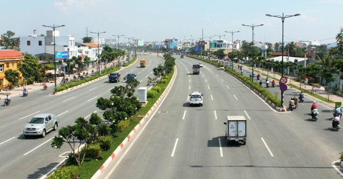 Hơn 1.100 tỷ đồng xây tuyến kết nối đường Phạm Văn Đồng - Quốc lộ 1