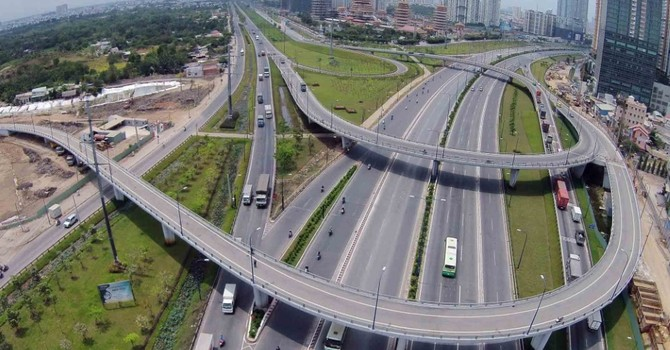 1 triệu tỷ đồng phát triển hạ tầng TP.HCM