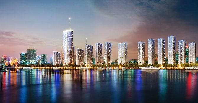 Ra mắt Luxury 6 – tòa căn hộ đẹp nhất Vinhomes Golden River