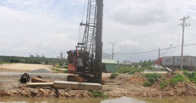 Hàng loạt dự án giao thông chậm tiến độ