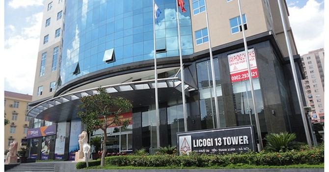 """Địa ốc 24h: Chủ đầu tư chung cư Licogi 13 """"xẻ thịt"""" diện tích chung để cho thuê"""