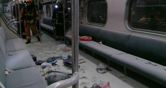 Nổ trên tàu tại Đài Loan, 24 người bị thương