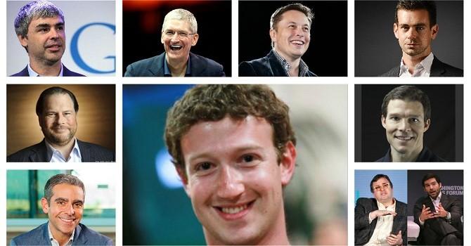 10 nhân vật kiệt xuất nhất thung lũng Silicon