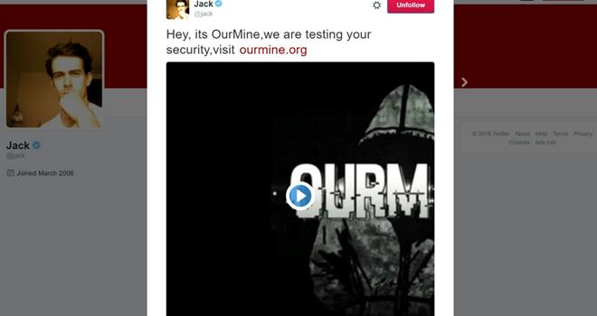 Sau Mark Zuckerberg, CEO Twitter bị hack tài khoản Twitter