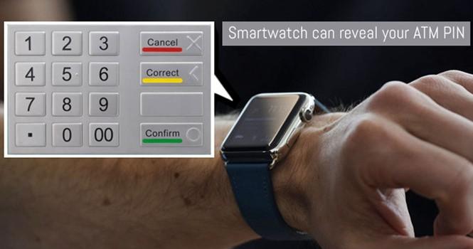 Tin tặc tấn công thẻ ATM nhờ đồng hồ thông minh