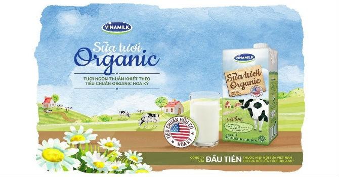 Hiểu đúng và đủ về sữa tươi organic tiêu chuẩn USDA Hoa Kỳ