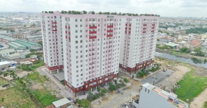 """Chung cư Thái An: """"Cuộc chiến"""" phí bảo trì chung cư"""