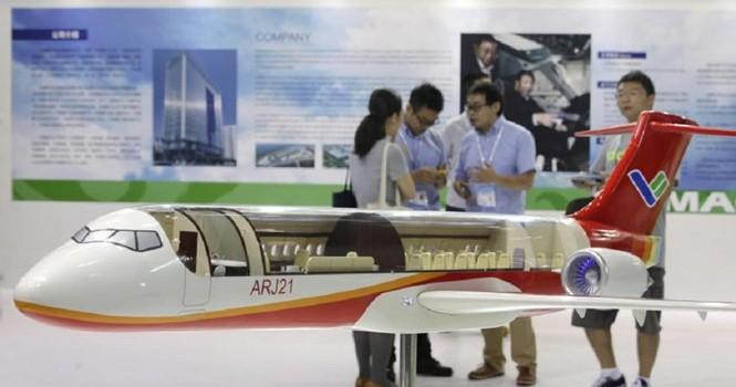 Máy bay Nga, Trung Quốc thách thức Airbus, Boeing