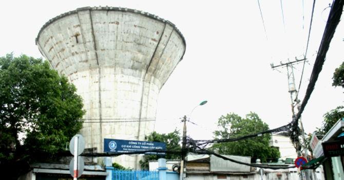 TP.HCM xây bể chứa nước ngầm thay thế 7 thủy đài khổng lồ bị tháo dỡ