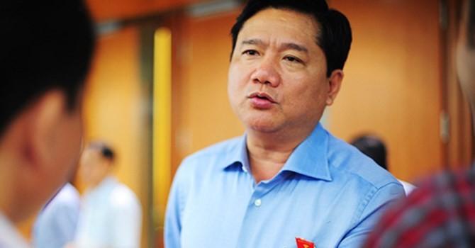 """Ông Đinh La Thăng: """"Có tiền làm đường, không cần Giám đốc Sở Giao thông vận tải"""""""