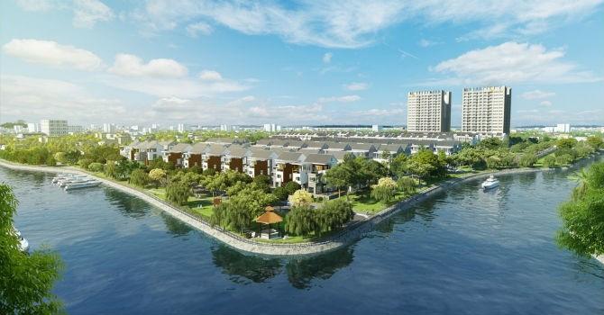 """Nhà đầu tư phía Bắc """"săn"""" bất động sản cận giang của Sài Gòn"""
