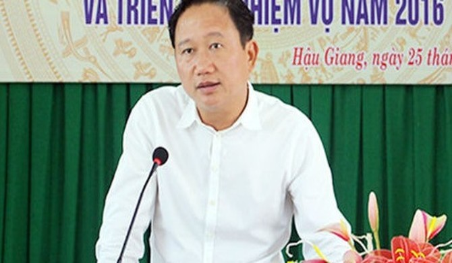 Chiếc xe Mercedes cho mượn và cái bóng Trịnh Xuân Thanh ở Halico