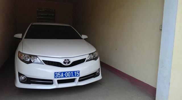 Ninh Bình xin biển xanh cho ôtô tiền tỷ được doanh nghiệp tặng